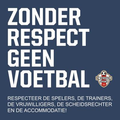 Rondzendbrief omtrent fairplay t.o.v. de scheids!